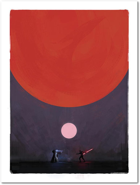 """Star Wars Rebels"" (Variant) by Robin Har"