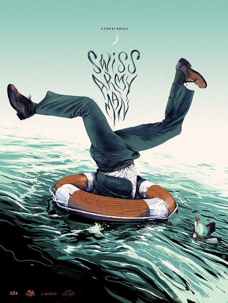 """Swiss Army Man"" by Oliver Barrett"