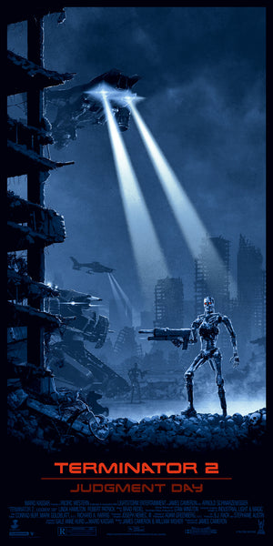 """Terminator 2: Judgment Day"" by Matt Ferguson"