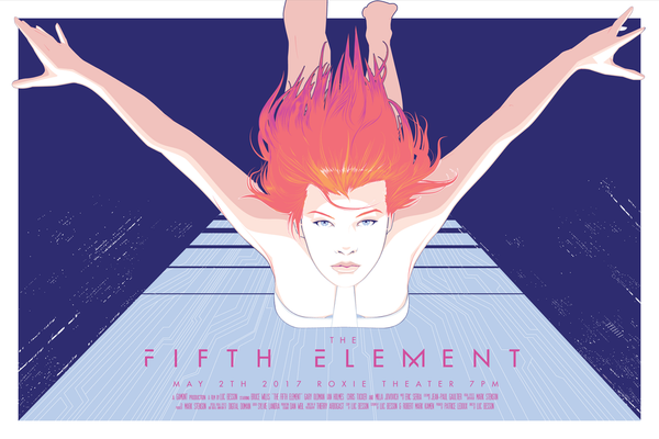 """The FIfth Element"" (Variant detail) by Craig Drake"