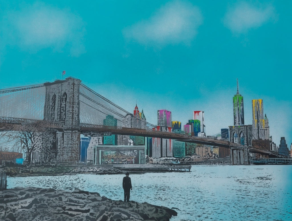 """The Morning After - Brooklyn"" by Nick Walker"