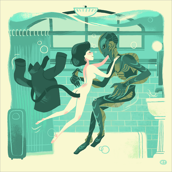 """The Shape of Water"" by Glen Brogan"