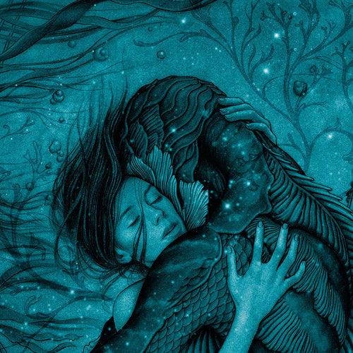 """The Shape of Water"" (Detail 1) by James Jean"