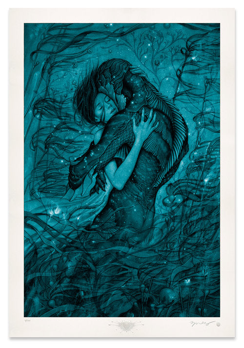 """The Shape of Water"" by James Jean"