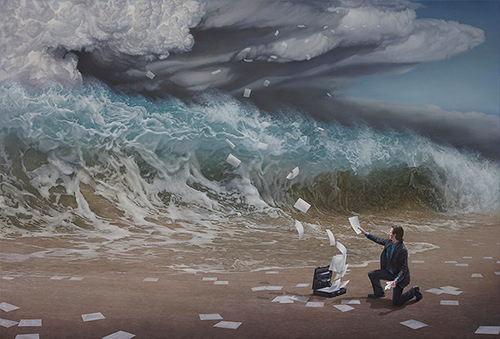 """The Time Has Come"" by Joel Rea"