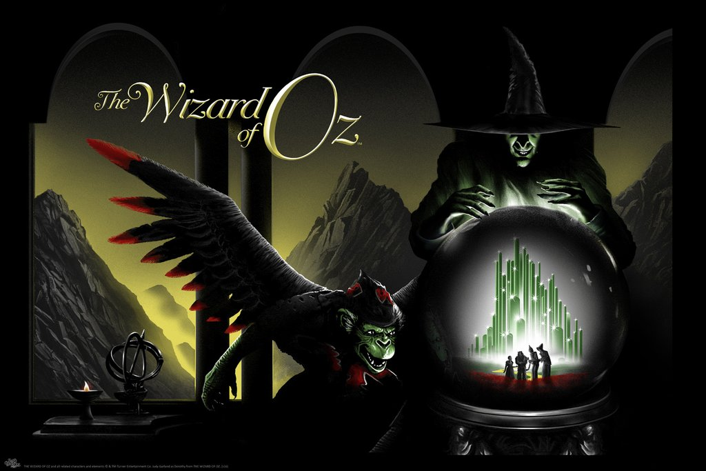 """The Wizard of Oz"" by JC Richard"