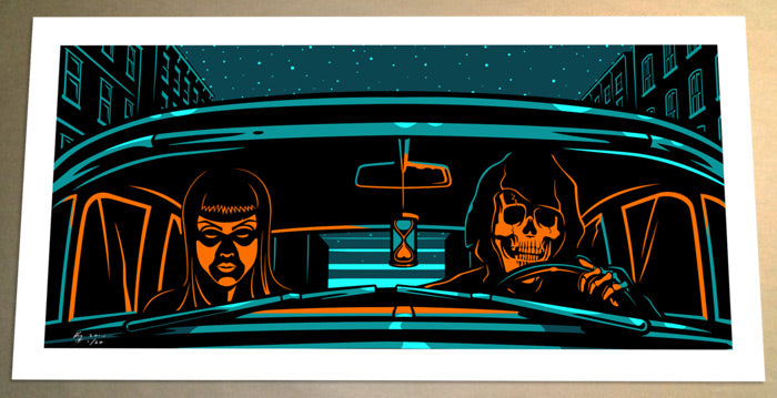 """Till Death Do Us Part Cinematic"" (Fluorescent Orange) by Krayola"