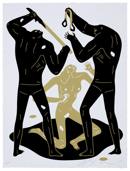 """To Sway Minds"" by Cleon Peterson"