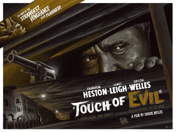 """Touch of Evil"" (Immoral Variant) by Mike Saputo"