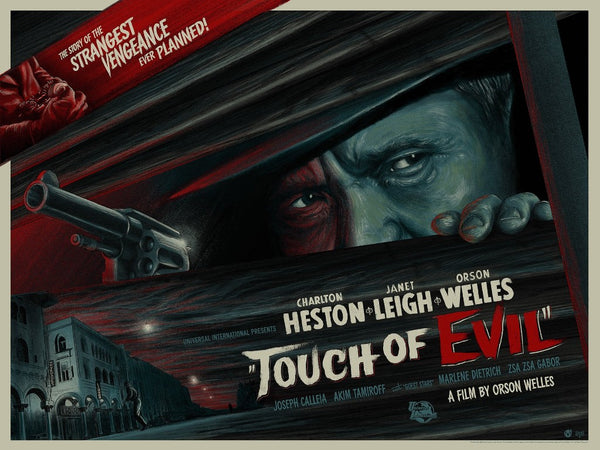 """Touch of Evil"" by Mike Saputo"