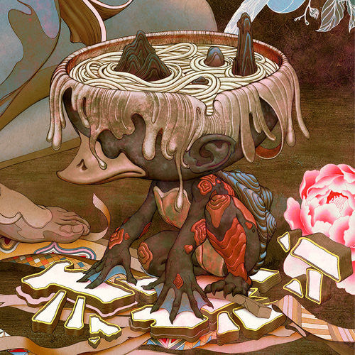 """Udon II"" (Detail 3) by James Jean"
