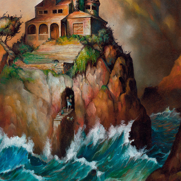 "Esao Andrews - ""Sea Villa"" AP Edition - 2012 (Detail 1)"
