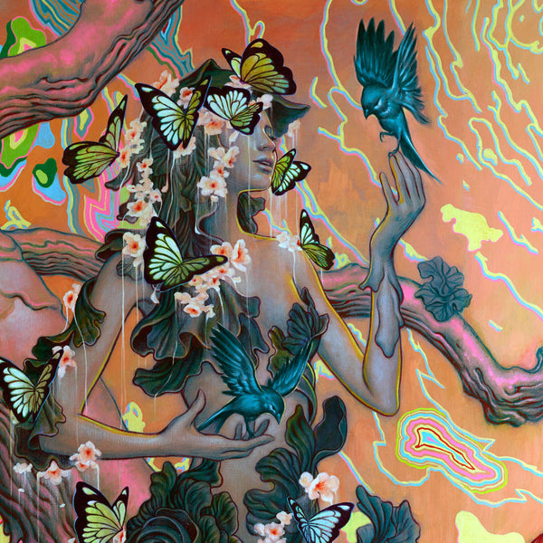 "James Jean - ""Seasons"" 1st Edition - 2014"
