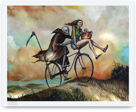 "Esao Andrews - ""Joyride to Nettles Summit"" 1st Edition - 2012"