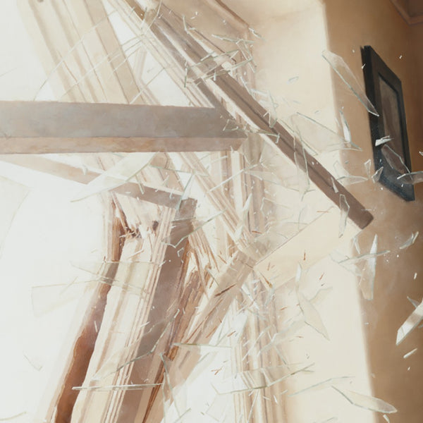 "Jeremy Geddes - ""A Perfect Vacuum"" 1st Edition - 2011 (Detail 2)"