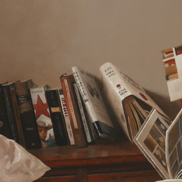 "Jeremy Geddes - ""A Perfect Vacuum"" 1st Edition - 2011 (Detail 3)"