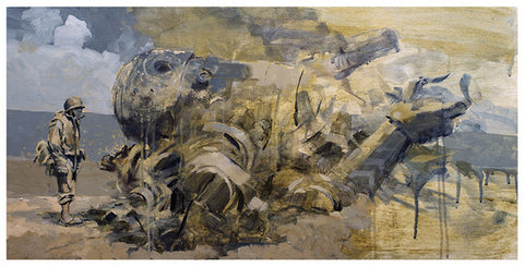 "Ashley Wood - ""After the War"" 1st Edition - 2012"