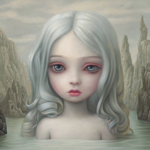 "Mark Ryden - ""Aurora"" - 2015 (Detail 1)"