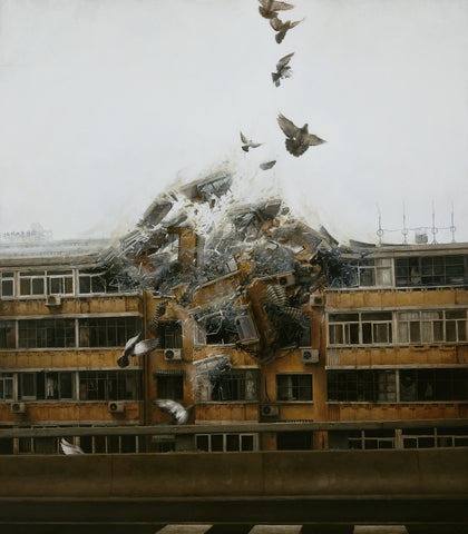 "Jeremy Geddes - ""Begin Again"" 1st Edition - 2016"