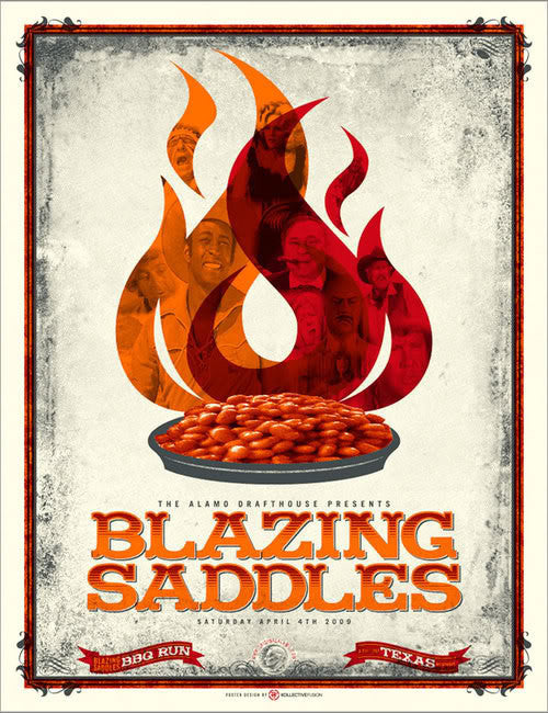 "Bobby Dixon - ""Blazing Saddles"" 1st Edition - 2009"