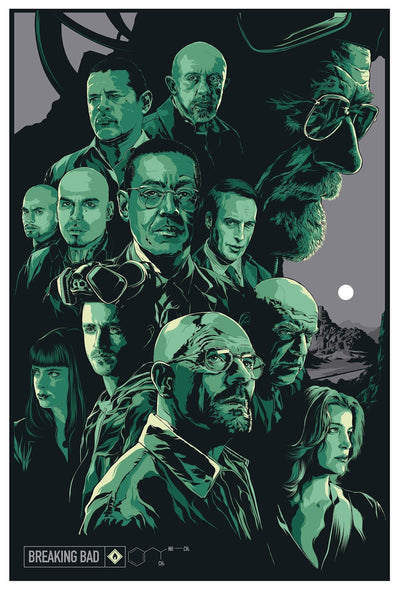 "Ken Taylor - ""Breaking Bad"" 1st Edition - 2012"