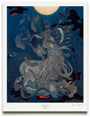 "James Jean - ""Chang'e"" 1st Edition - 2016"