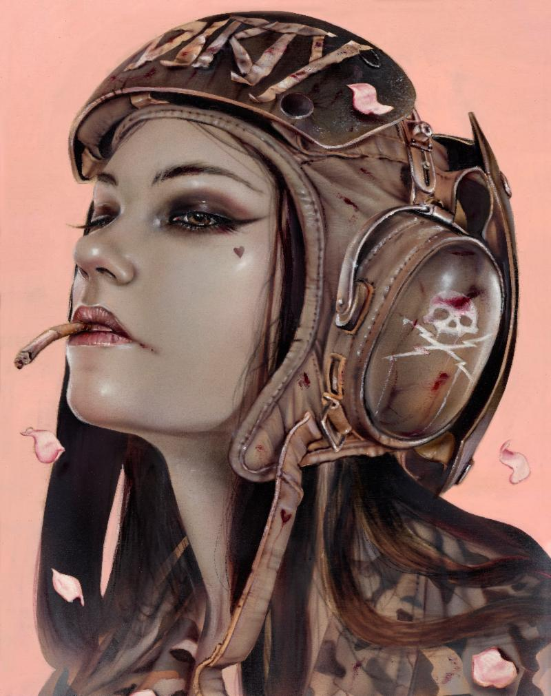 "Brian Viveros - ""Co-Pilot"" 1st Edition - 2018"