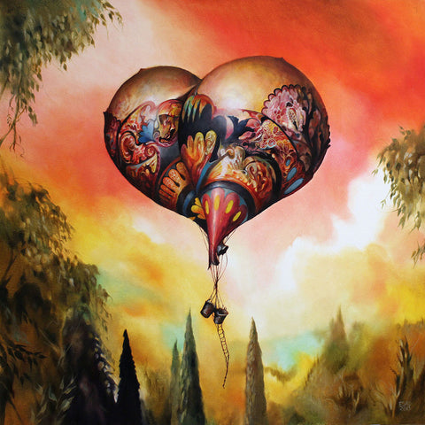 "Esao Andrews - ""Dangling Conversation"" 1st Edition - 2013"