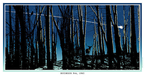"Mark Brabant - ""December 9th 1965"" 1st Edition - 2007"