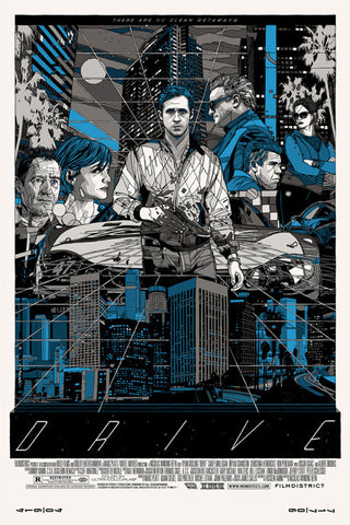 "Tyler Stout - ""Drive"" Variant - 2013"