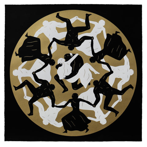 "Cleon Peterson - ""Endless Sleep"" Black 1st Edition - 2016"