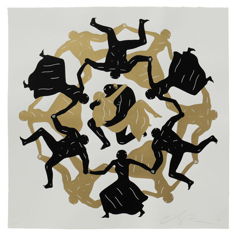"Cleon Peterson - ""Endless Sleep"" White Edition - 2016"