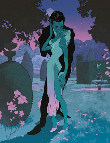 "Tomer Hanuka - ""Full Bloom"" 1st Edition - 2016"
