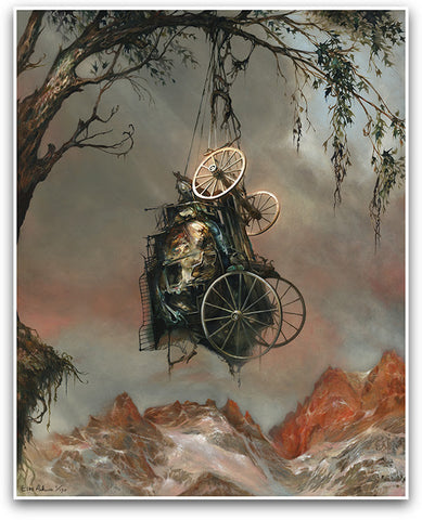 "Esao Andrews - ""The Hostage"" 1st Edition - 2015"