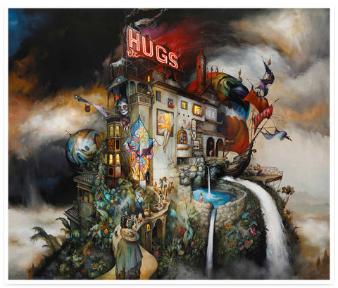 "Esao Andrews - ""Hugs Etc..."" 1st Edition - 2017"