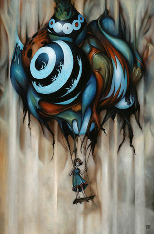 "Esao Andrews - ""Intrepid Seed"" 1st Edition - 2009"