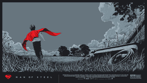 "Ken Taylor - ""Man of Steel"" AP Variant - 2013"