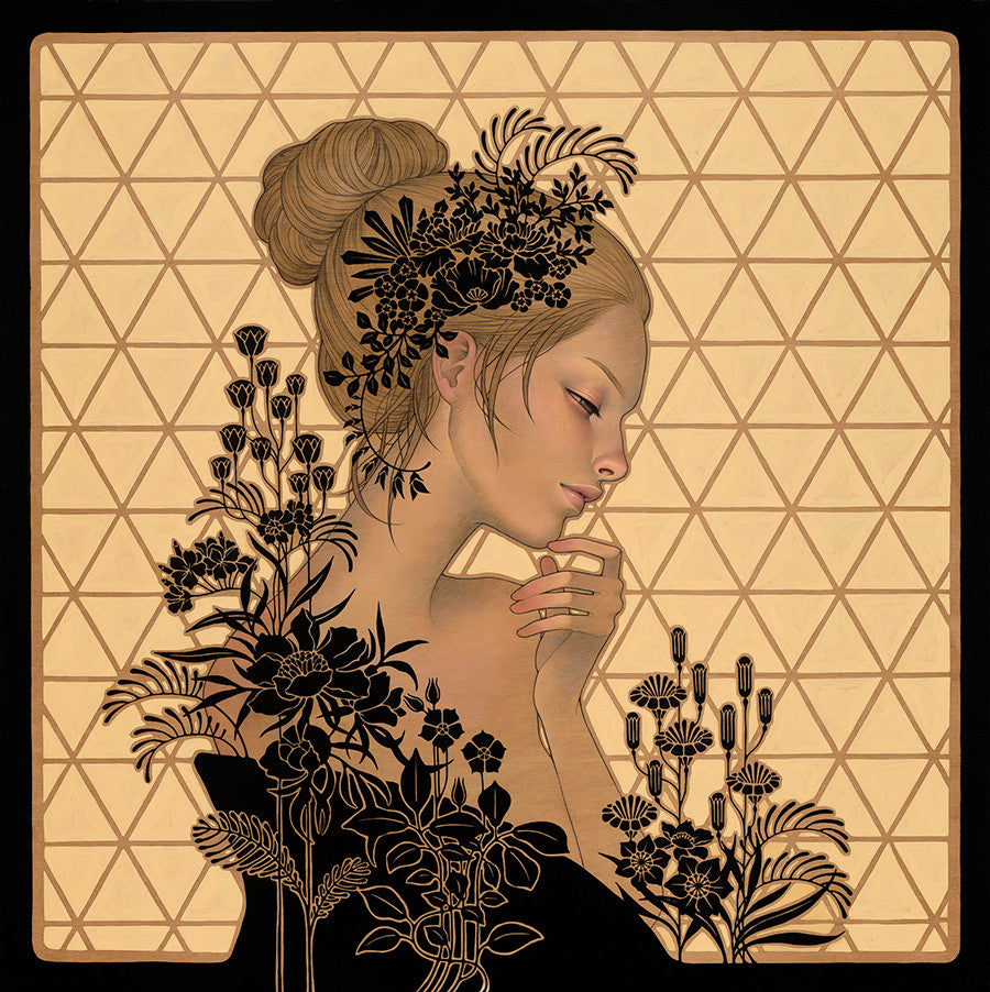 "Audrey Kawasaki - ""Maybe Tomorrow"" 1st Edition - 2014"
