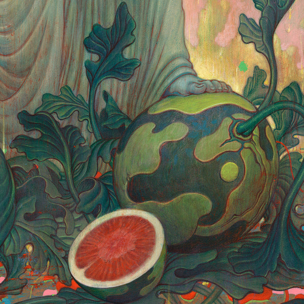 "James Jean - ""Melon"" 1st Edition - 2016"
