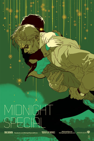 "Tomer Hanuka - ""Midnight Special"" 1st Edition - 2016"