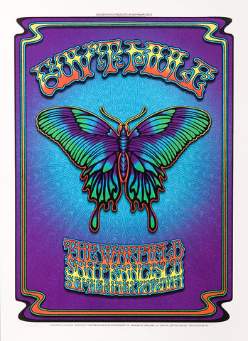 "Dave Hunter - ""Gov't Mule San Francisco"" 1st Edition - 2009"