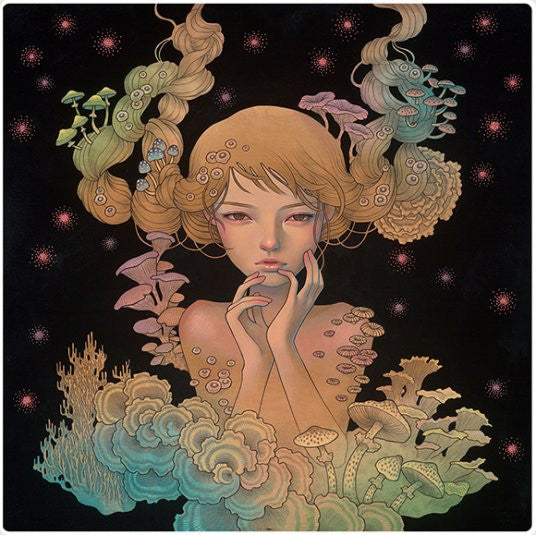 "Audrey Kawasaki - ""Offering"" 1st Edition - 2013"