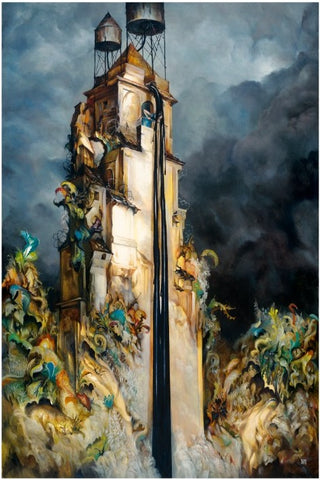 "Esao Andrews - ""Petrosinella II"" 1st Edition - 2013"