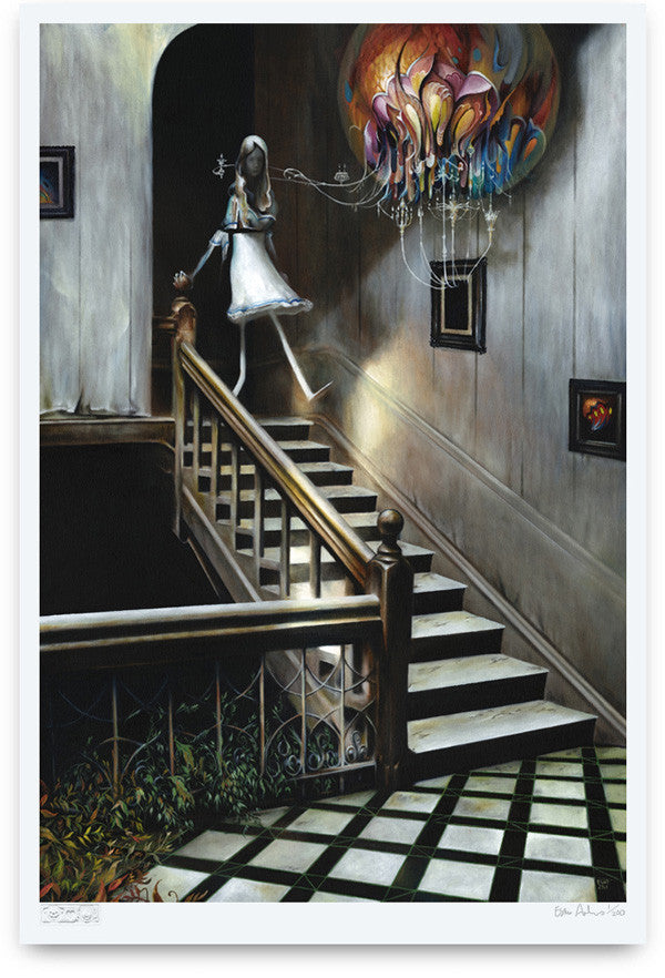 "Esao Andrews - ""Polished & Powdered"" 1st Edition - 2013"