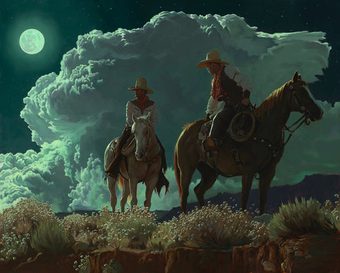 "Mark Maggiori - ""Riders of the Coyote Moon"" AP Edition - 2019"