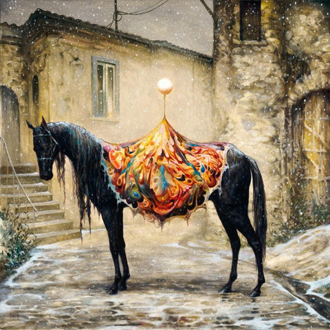 "Esao Andrews - ""Satellite"" 1st Edition - 2015"