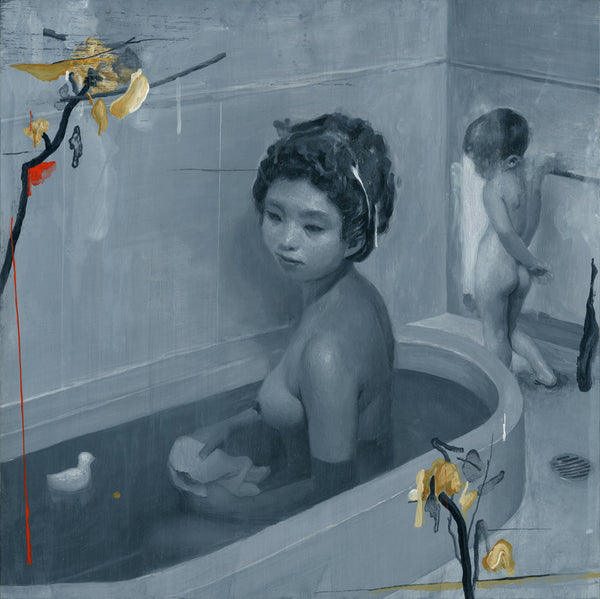 "James Jean - ""Sink II"" 1st Edition - 2010"