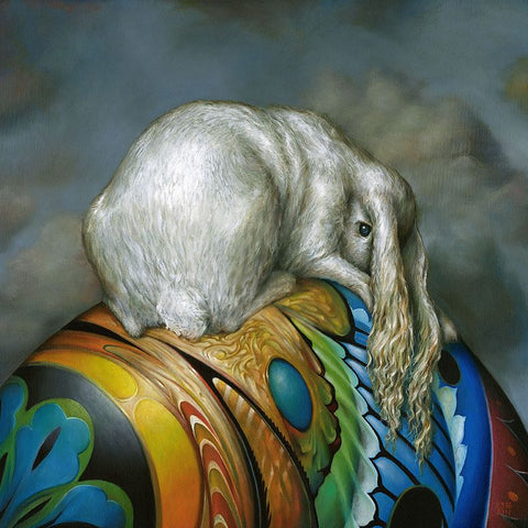 "Esao Andrews - ""Spring Hare"" 1st Edition - 2011"