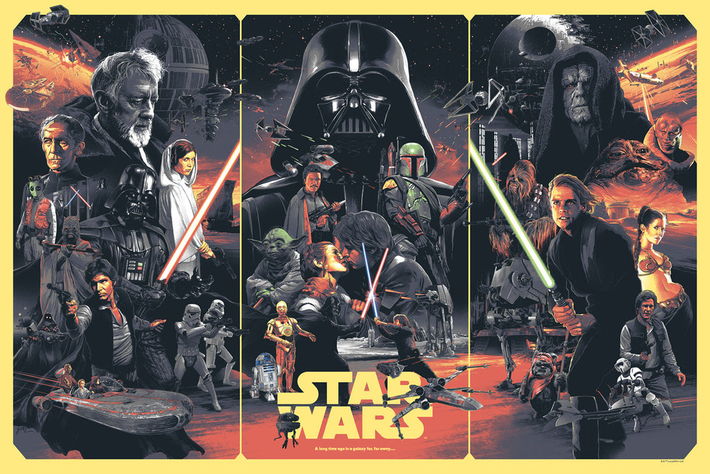"Gabz - ""Star Wars"" 1st Edition - 2015"