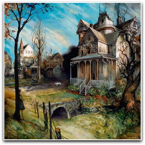 "Esao Andrews - ""The Stray II"" 1st Edition - 2016"